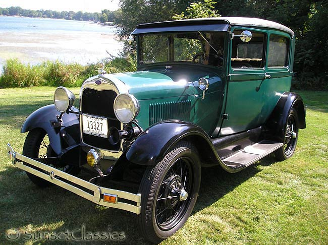 A ford 1929