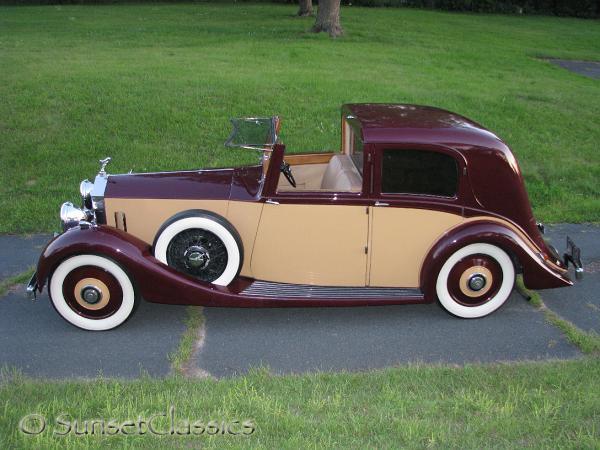 1935 Rolls Royce 20 25 Limousine Body Gallery 1935 Rolls