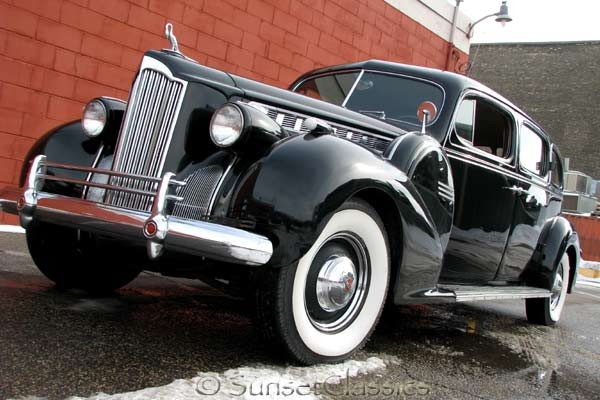 Used 1940 Packard Super 8 Limousine For Sale For Sale