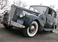 1941 Packard Super 8 One-Sixty Rollson