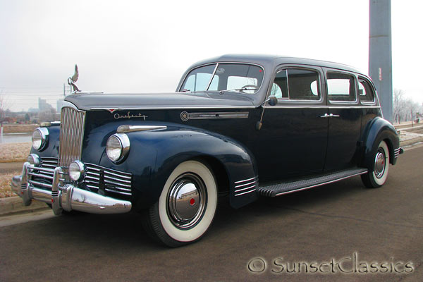 Packard For Sale Packard Super Passenger Sedan