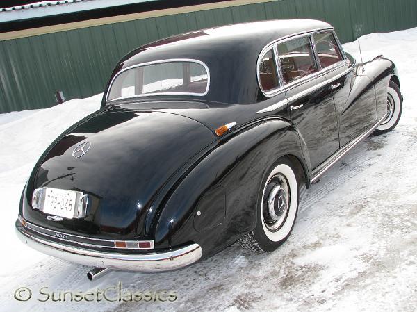 1952 mercedes benz 300 sedan body gallery 1952 mercedes for 1952 mercedes benz
