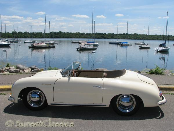 1956 Porsche Speedster Replica Body Gallery 1956 Porsche