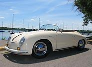 1956 Porsche 356 Speedster Replica