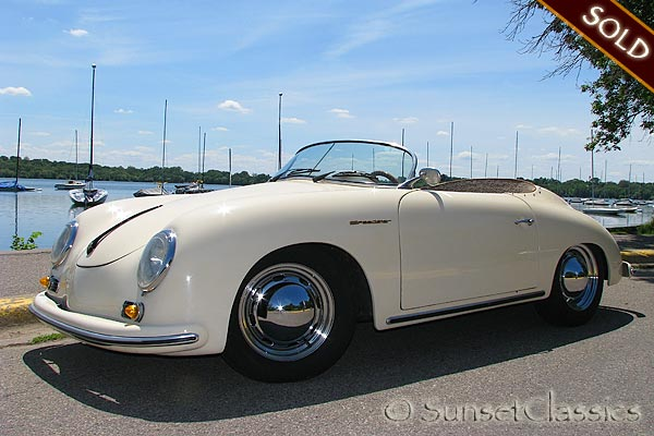 porsche speedster kit car