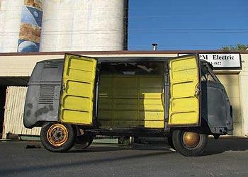 womens nike air max d'orange - 1956 VW Panel Van for Sale