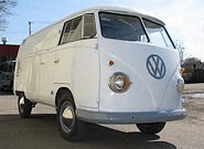 1956 VW Split-Window Panel Van