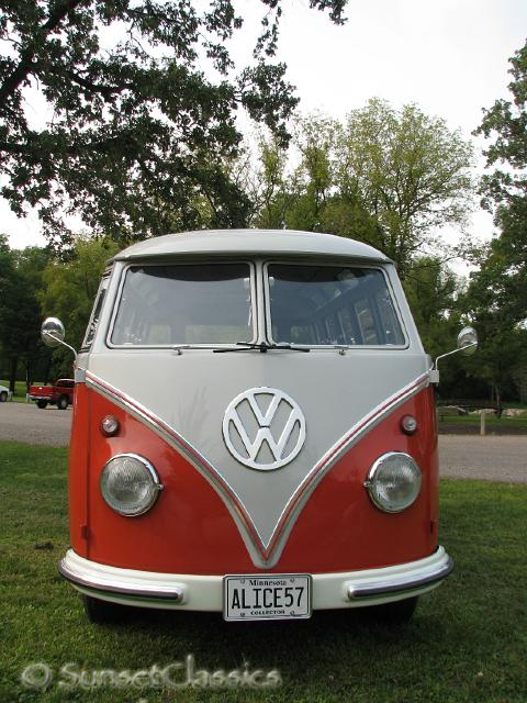 1957 23 window vw bus photo gallery 1957 23 window bus 284 for 16 window vw bus for sale