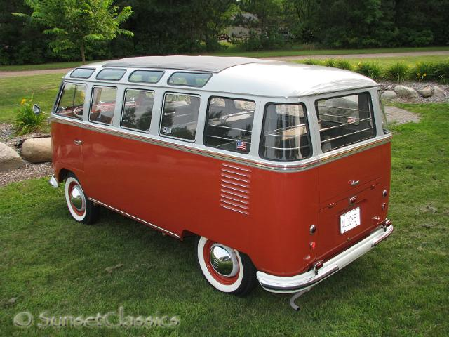 1957 23 window vw bus photo gallery 1957 23 window bus 289 for 16 window vw bus for sale