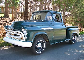 Chevy Pickup Body