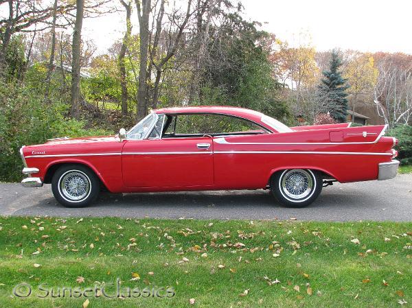 1957 Dodge Coronet Lancer Hemi Body Gallery 1957 Dodge
