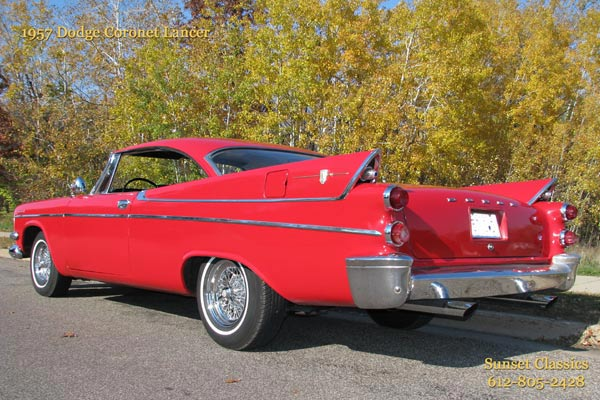 1957 Dodge Coronet Lancer for Sale