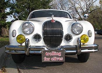Classic 1958 Jaguar Mark 1 for Sale