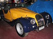 1958 Morgan 4/4 Series II Competition Model