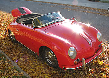1958 Porsche Speedster for sale