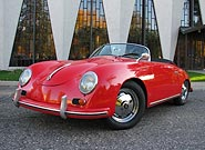 1958 Porsche Speedster Replica