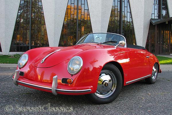 1958 Porsche Sdster Replica for Sale