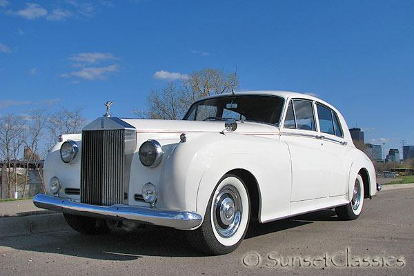1958 rolls-royce silver cloud 1 for sale