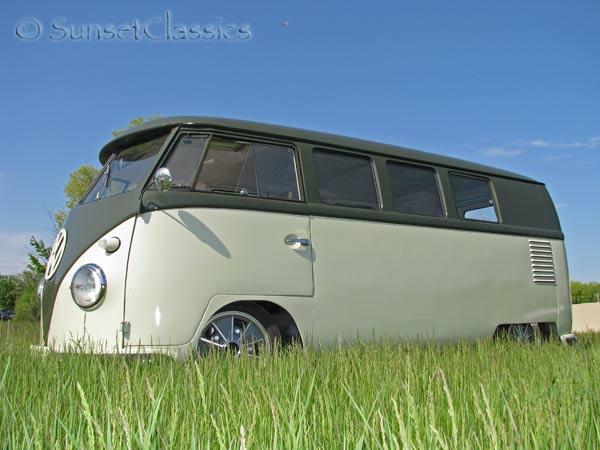 Image gallery 1958 vw van for 1958 volkswagen 23 window bus