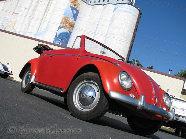 1959 VW Beetle Karmann for Sale