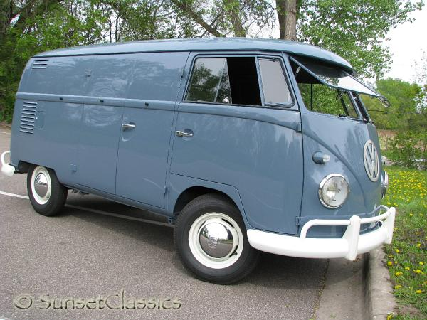 1959 Vw Double Door Panel Van Body Gallery 1959 Vw Double
