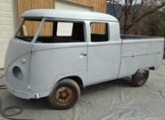 1960 VW Double Cab Pickup for sale