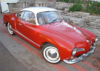 1960 Volkswagen Karmann Ghia   1960 Volkswagen Karmann Ghia …   Flickr