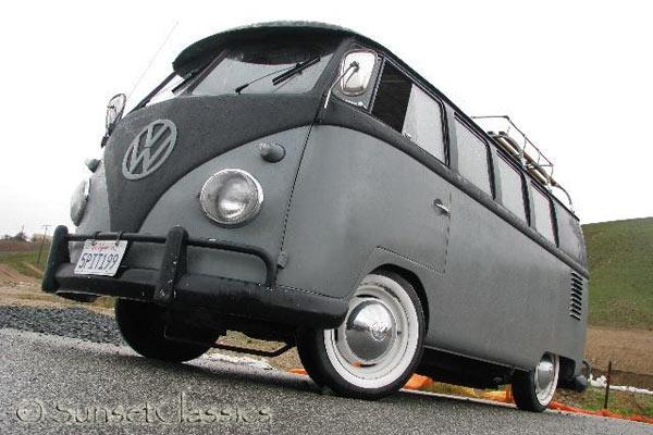 SplitWindow VW Bus For Sale - Volkswagen in california