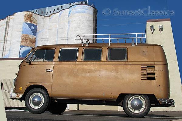Used 1961 Split Window Vw Bus For Sale For Sale
