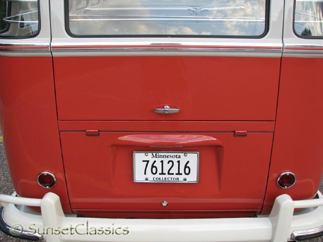 1961 Volkswagen Bus Vanagon Deluxe Samba Ebay