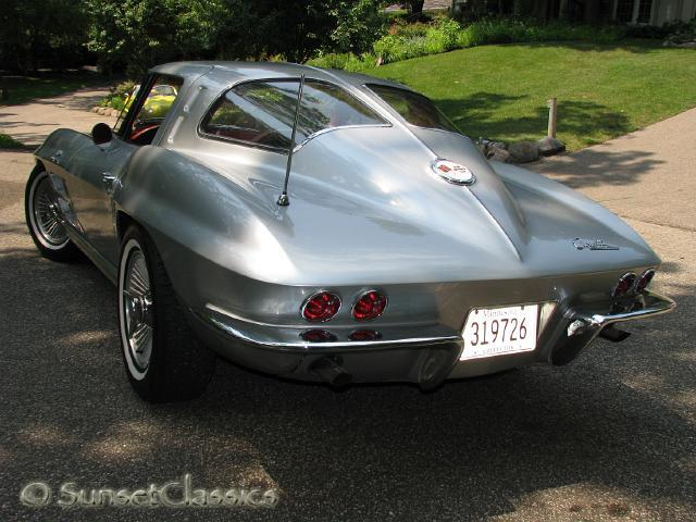 1963 stingray sale autos post for 1963 corvette split window fuelie sale
