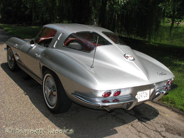 1963 fuelie corvette split window for sale autos post for 1964 corvette split window for sale