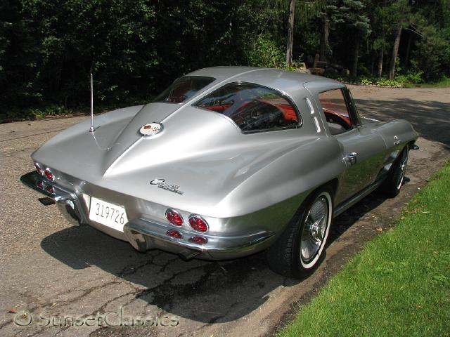 1963 corvette fuelie for autos post for 1963 chevy corvette split window for sale