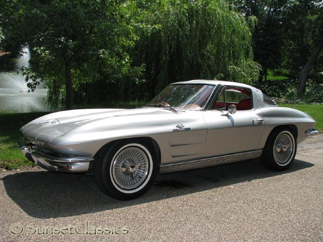 1963 corvette stingray fuelie body gallery 1963 corvette for 1963 corvette split window fuelie sale