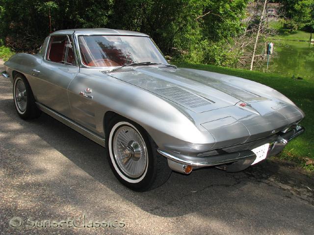 1963 Corvette Stingray Fuelie Body Gallery/1963-corvette