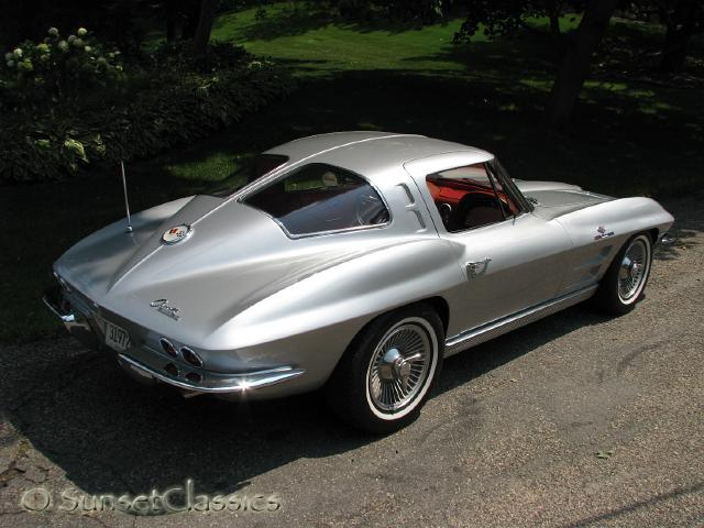 Split Window Corvette >> 1963 Corvette Stingray Fuelie Body Gallery/1963-corvette ...