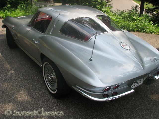 1963 corvette stingray split window for sale autos weblog for 1963 corvette split window fuelie sale