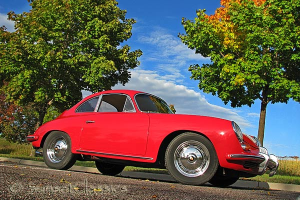 We have a great looking, running and driving Porsche 356B for sale.