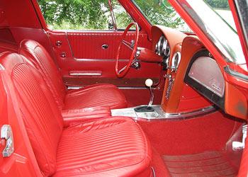 Split Window Corvette >> 1963 Corvette Split-Window Stingray for Sale