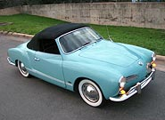 1964 VW Karmann Ghia Convertible for sale