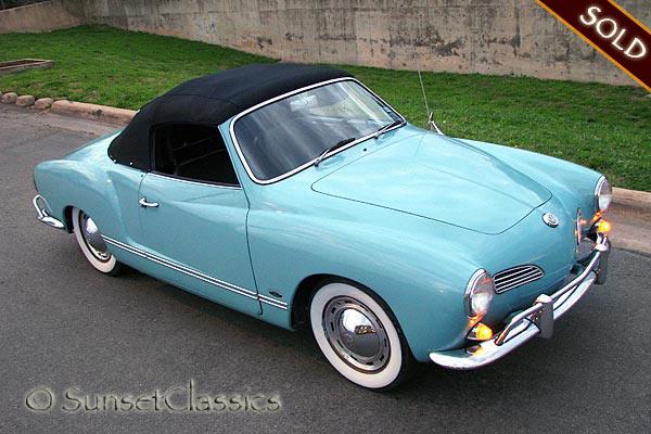 karmann ghia for sale. 1964 Karmann Ghia Convertible