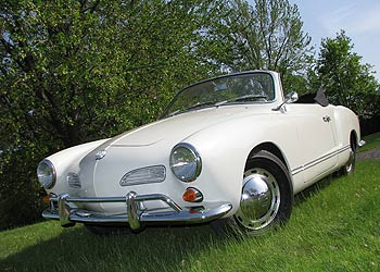 1964 Karmann Ghia Convertible