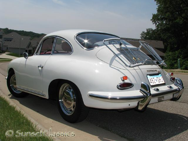 1964 Porsche 356 Sc Body Gallery 1964 Porsche 356 Sc 114