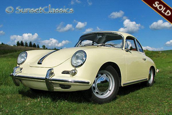 1964 Porsche 356C for Sale in Minneapolis