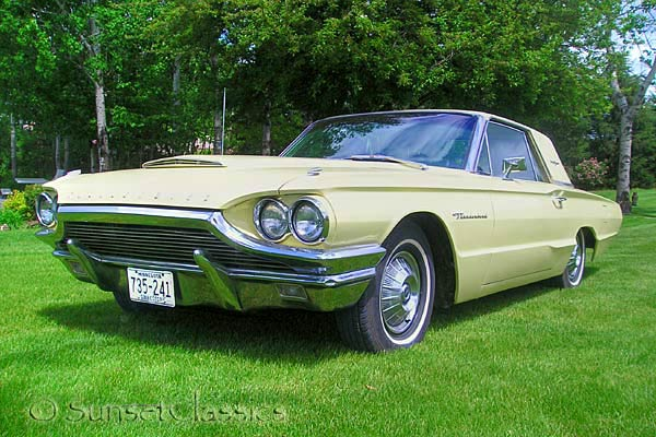 1964 ford thunderbird for sale 66 Ford T-Bird