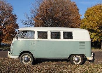 Original 1964 Split Window VW Bus For Sale