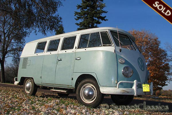1964 Split-Window VW Bus for Sale