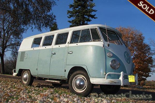 74bd7bda14 Original 1964 Split-Window VW Bus for Sale