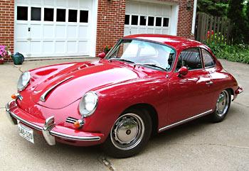 Porsche 356 C: Фото 04.