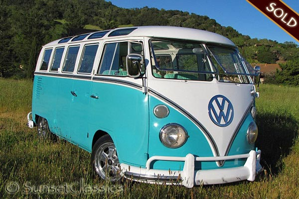1965 Vw Bus For
